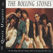 Click here for more info about 'Rolling Stones - Quote Unquote'