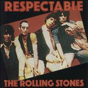 Click here for more info about 'Rolling Stones - Respectable + p/s'