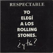Click here for more info about 'Rolling Stones - Respectable'