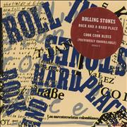 Click here for more info about 'Rolling Stones - Rock And A Hard Place'