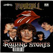 Click here for more info about 'Rolling Stones - Rock 'N' Roll Comics'