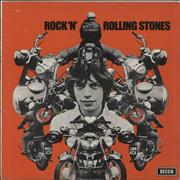 Click here for more info about 'Rock 'n' Rolling Stones - 1st - EX'
