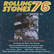 Click here for more info about 'Rolling Stones - Rolling Stones 76'