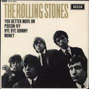 Click here for more info about 'Rolling Stones - Rolling Stones EP - VG'