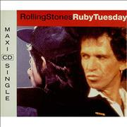 Click here for more info about 'Rolling Stones - Ruby Tuesday - Maxi - Plastic Case'