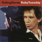 Click here for more info about 'Rolling Stones - Ruby Tuesday - EX'
