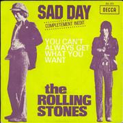 Click here for more info about 'Rolling Stones - Sad Day'