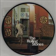 Click here for more info about 'Rolling Stones - Saint Of Me - Number 16'