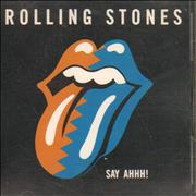 Click here for more info about 'Rolling Stones - Say Ahhh! Tour Sampler CD'