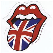 Click here for more info about 'Rolling Stones - Set Of Five Official Stickers'