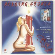 Click here for more info about 'Rolling Stones - She Was Hot'