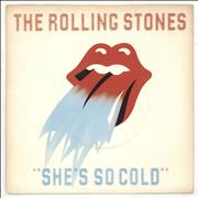 Click here for more info about 'Rolling Stones - She's So Cold - 4pr'