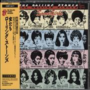 Click here for more info about 'Rolling Stones - Some Girls + Obi'