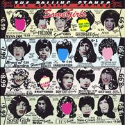 Click here for more info about 'Rolling Stones - Some Girls - 180gram Vinyl - Half Speed Master'