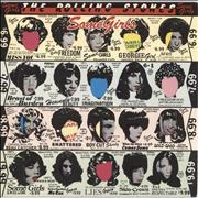 Click here for more info about 'Rolling Stones - Some Girls - 2nd - Y/B/P/G'