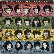 Click here for more info about 'Rolling Stones - Some Girls - P/G/Y/B - Uncensored'