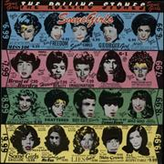Click here for more info about 'Rolling Stones - Some Girls - Uncensored - B/P/G/Y & Red Title'