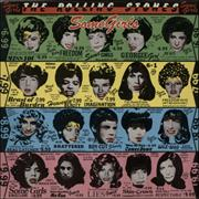 Click here for more info about 'Rolling Stones - Some Girls - Uncensored - Sample'