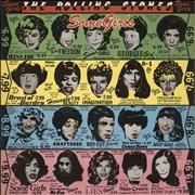 Click here for more info about 'Rolling Stones - Some Girls - Uncensored - G/Y/B/P & Red Title'