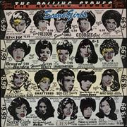 Click here for more info about 'Rolling Stones - Some Girls - 1st - P/G/Y/B - EX'