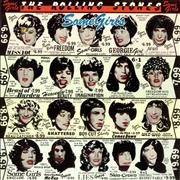 Click here for more info about 'Rolling Stones - Some Girls - 1st - P/G/Y/B'