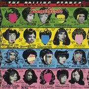 Click here for more info about 'Rolling Stones - Some Girls - G/Y/B/P'