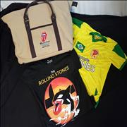 Click here for more info about 'Rolling Stones - South American Tour 2016 - Crew-only Bag & Two T-Shirts'