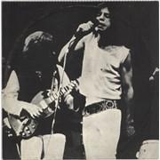 Rolling Stones Special Coupling Single Digest Japan vinyl LP Promo