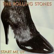 Click here for more info about 'Rolling Stones - Start Me Up - P/S'