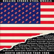 Click here for more info about 'Rolling Stones - Steel Wheels - North American Tour- EX'