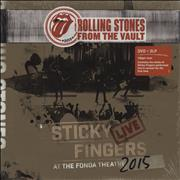 Click here for more info about 'Rolling Stones - Sticky Fingers Live At The Fonda Theatre 2015 + DVD'