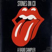Click here for more info about 'Stones On CD: A Radio Sampler'