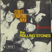 Click here for more info about 'Rolling Stones - Street Fighting Man - 10-68'