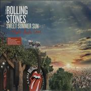 Click here for more info about 'Rolling Stones - Sweet Summer Sun - Hyde Park Live + DVD - Sealed'