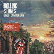 Click here for more info about 'Rolling Stones - Sweet Summer Sun - Hyde Park Live + DVD'