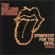 Click here for more info about 'Rolling Stones - Sympathy For The Devil Remix - EX'