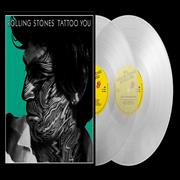Click here for more info about 'Rolling Stones - Tattoo You + Lost & Found Rarities - Clear Vinyl - Keith Sleeve - Sealed'