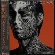 Click here for more info about 'Tattoo You + Poster'
