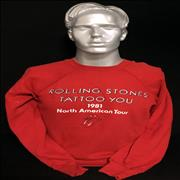 Click here for more info about 'Rolling Stones - Tattoo You - 1981 US Tour Sweatshirt'