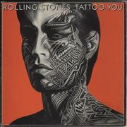 Click here for more info about 'Rolling Stones - Tattoo You - Factory Sample'