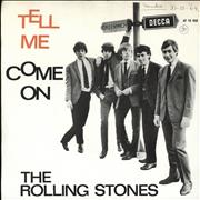 Click here for more info about 'Rolling Stones - Tell Me (You're Coming Back) - 2nd'