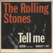 Click here for more info about 'Rolling Stones - Tell Me'