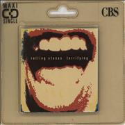 Click here for more info about 'Rolling Stones - Terrifying - 2-track'