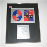 Click here for more info about 'Rolling Stones - The Best Of The Rolling Stones - Jump Back'