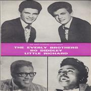 Click here for more info about 'Rolling Stones - The Everly Brothers / Bo Diddley / Little Richard Show'