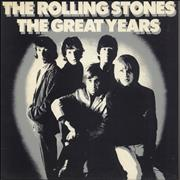 Click here for more info about 'Rolling Stones - The Great Years - Ex'