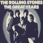 Click here for more info about 'Rolling Stones - The Great Years'