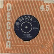Click here for more info about 'Rolling Stones - The Last Time - 1st - VG'