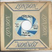 Click here for more info about 'Rolling Stones - The Last Time - Blue Swirl'