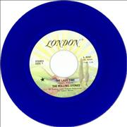 Click here for more info about 'The Last Time - Blue Vinyl'